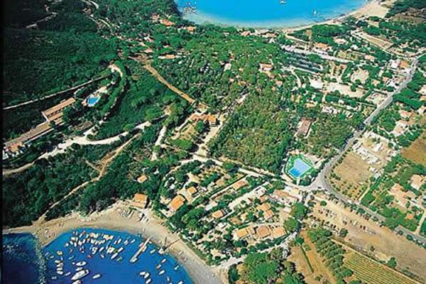 Soggiorno in bungalow a Lacona - Isola d\'Elba