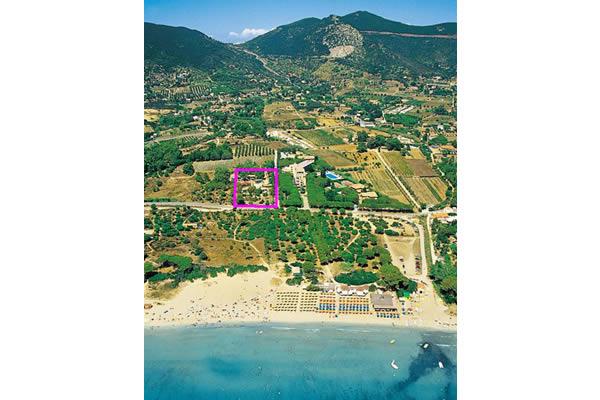 Soggiorno in bungalow a lacona isola d 39 elba for Soggiorno isola d elba