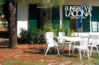 vacanze in bungalow a Lacona